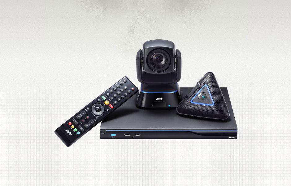 圆展高清远程视频会议系统EVC5000