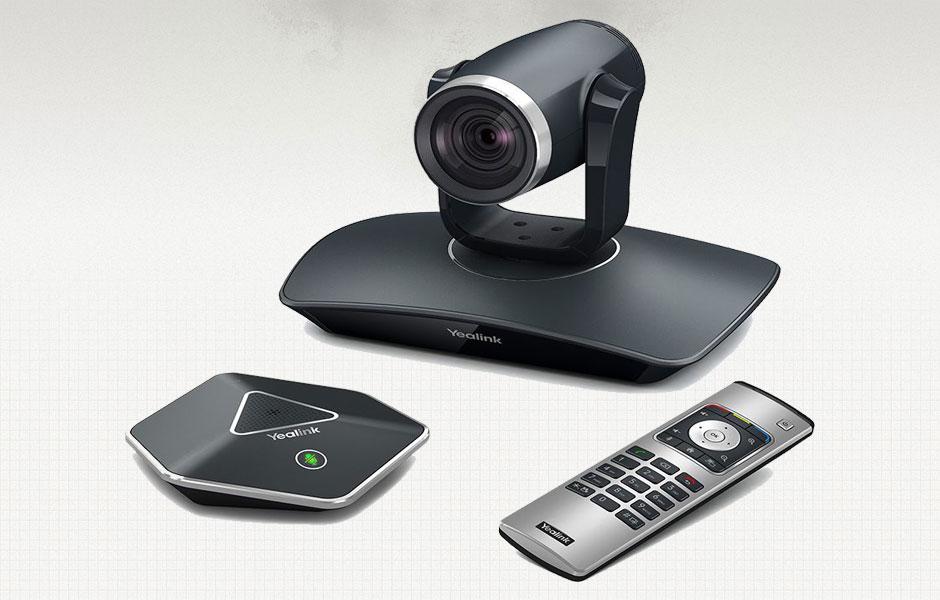 亿联远程视频会议VC110