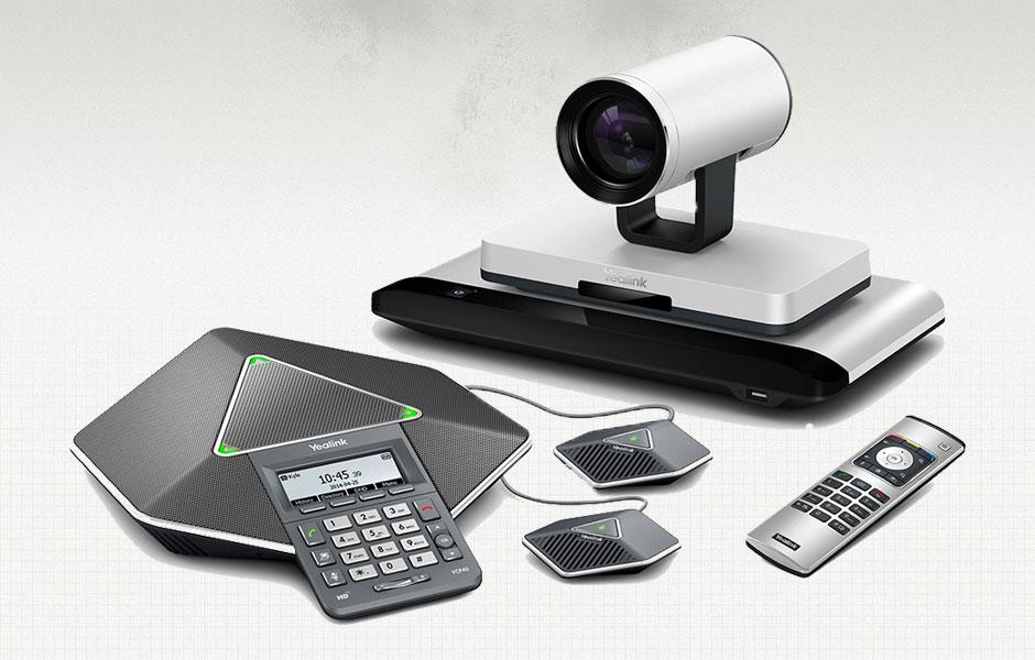 亿联远程视频会议VC400