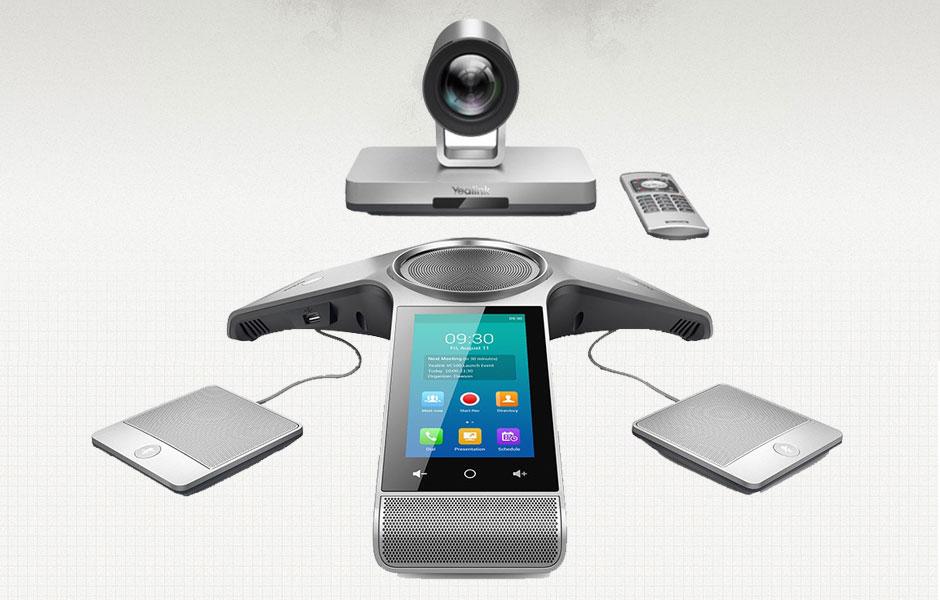 亿联远程视频会议VC800