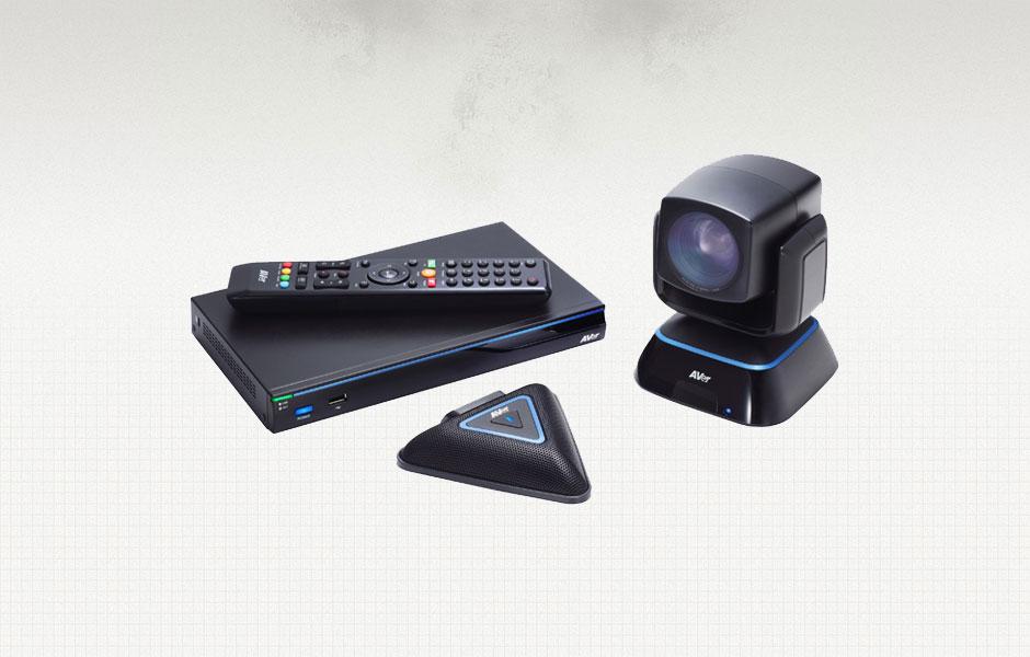 圆展高清远程视频会议系统EVC300
