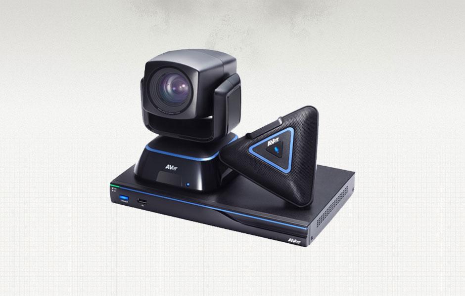 圆展高清远程视频会议系统EVC900