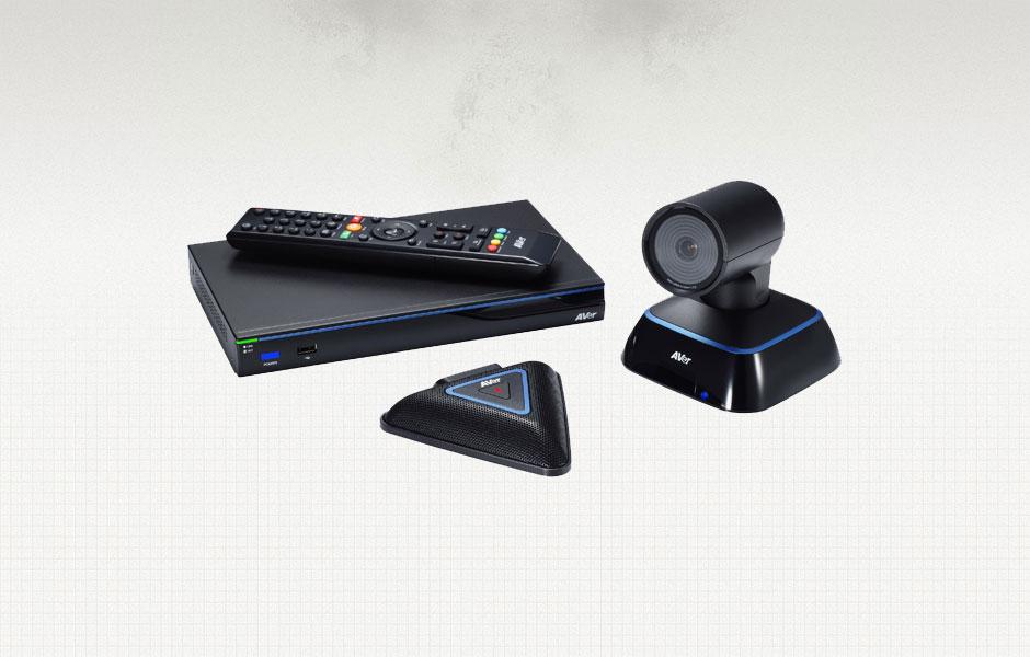 圆展高清远程视频会议系统EVC1000